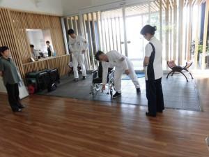 本田技研車椅子 写真①