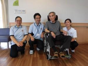 本田技研車椅子 写真⑥