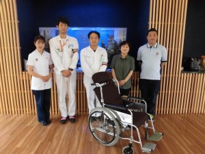 本田技研車椅子 写真⑦